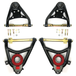Helix Suspension Brakes and Steering - HEXCAS5864FS - 1