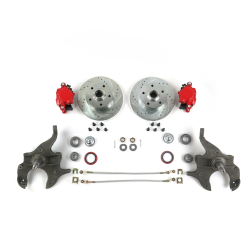 Helix Suspension Brakes and Steering - HEX7ABFE - 1
