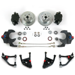 Helix Suspension Brakes and Steering - HEXCABK6874 - 1