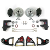 Helix Suspension Brakes and Steering - HEXCABK5557 - 1