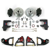 Helix Suspension Brakes and Steering - HEXCABK5557S - 1