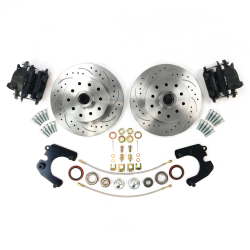 Helix Suspension Brakes and Steering - HEXBRKEC6EE - 1