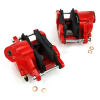 Helix Suspension Brakes and Steering - HEXBC4RD - 1