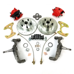 Helix Suspension Brakes and Steering - HEX7AC04 - 1