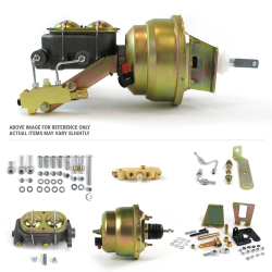 Helix Suspension Brakes and Steering - HEXBBKED4AB - 1