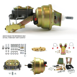 Helix Suspension Brakes and Steering - HEXBBKED4BA - 1